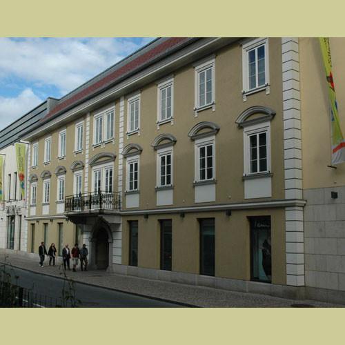 Garagenbau City -Arkade Klagenfurt