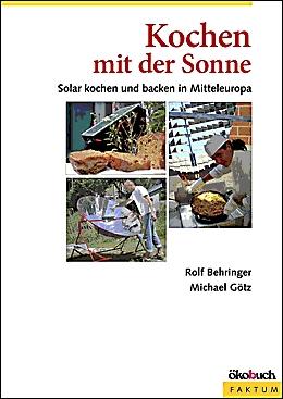 Bauanleitung Solarkocher Fachbuch Kochen mit der Sonne Bau von Solarofen