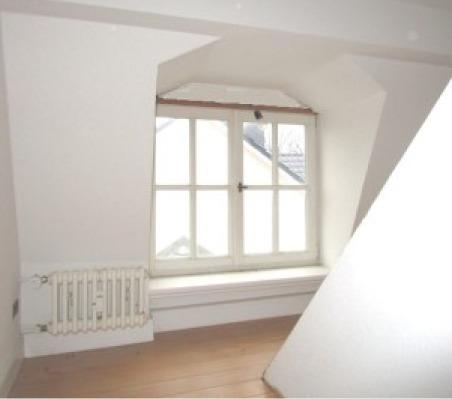 Zimmer 1 untere Ebene Dachgeschosswohnung Maisonette