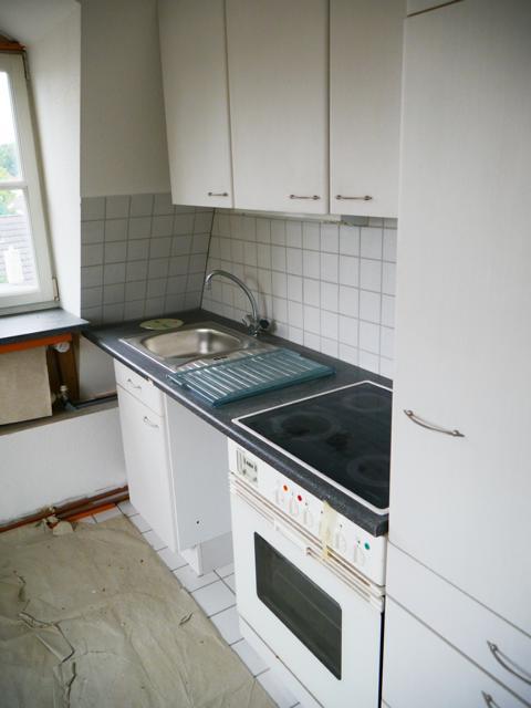 Küche III - Dachgeschosswohnung I