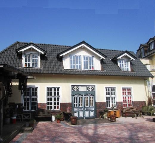 Außenansicht Halle zum Selbergestalten I Vogel & Versmann Immobilien