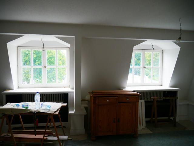 Zimmer 1 II - Dachgeschosswohnung I