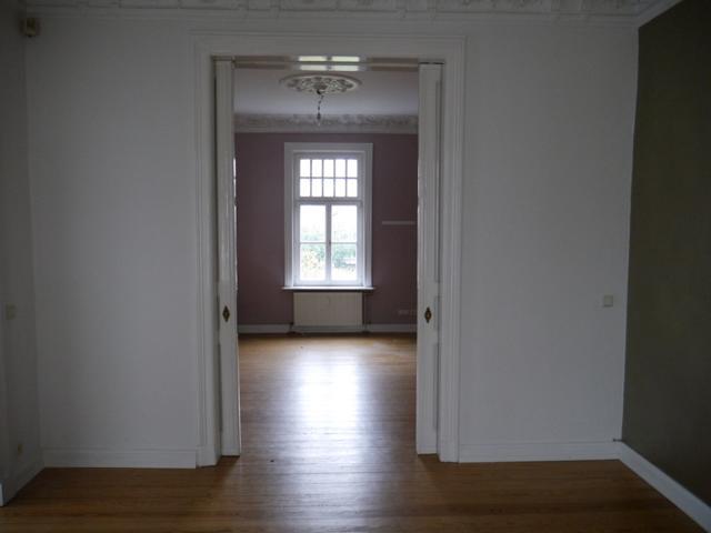 Büro 1 (Durchgangstür) I Vogel & Versmann Immobilien