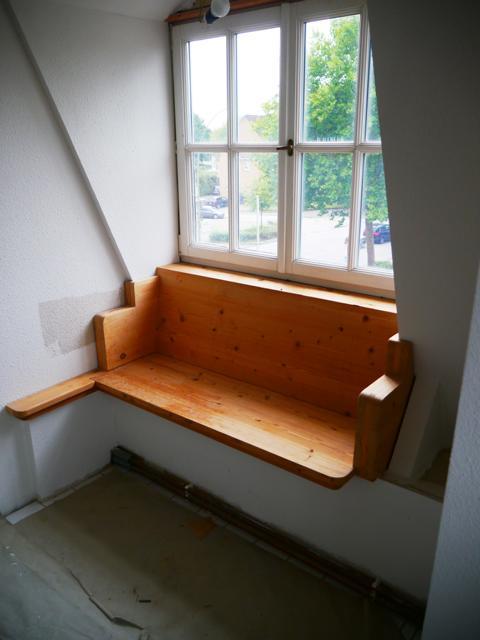 Zimmer 2 I - Dachgeschosswohnung I
