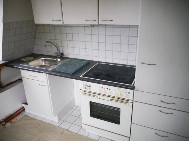 Küche II - Dachgeschosswohnung I