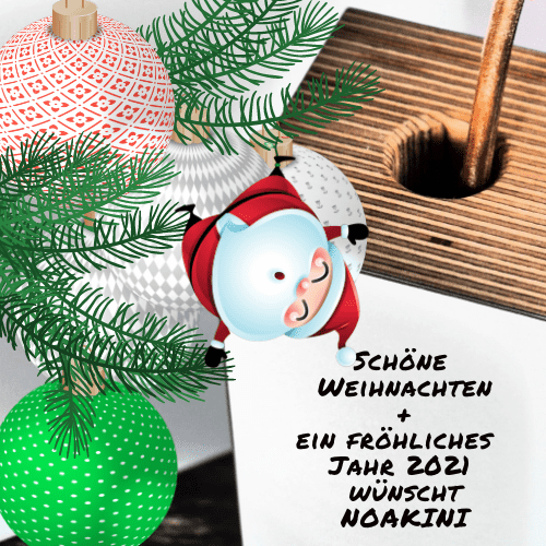 NOAKINI`s Weihnachtsgrüße 2020