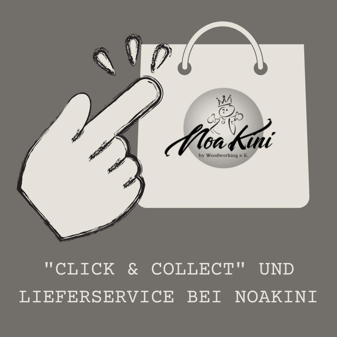 """Click & Collect"" und Lieferservice"