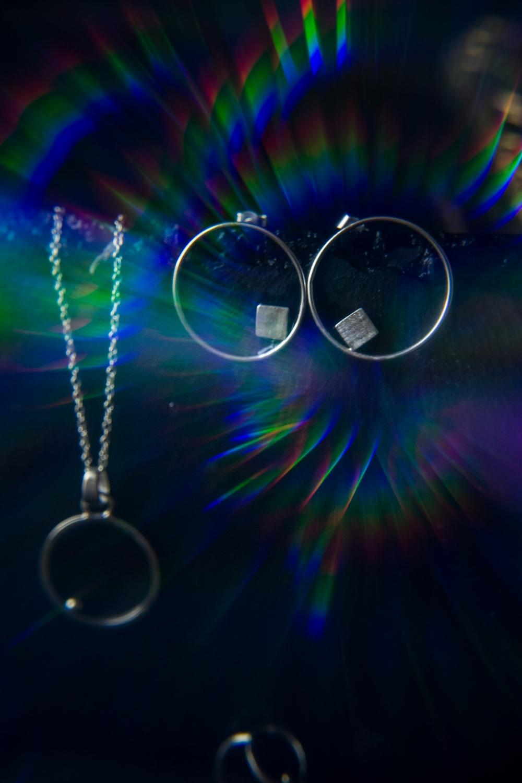 Bijoux pendentif rond