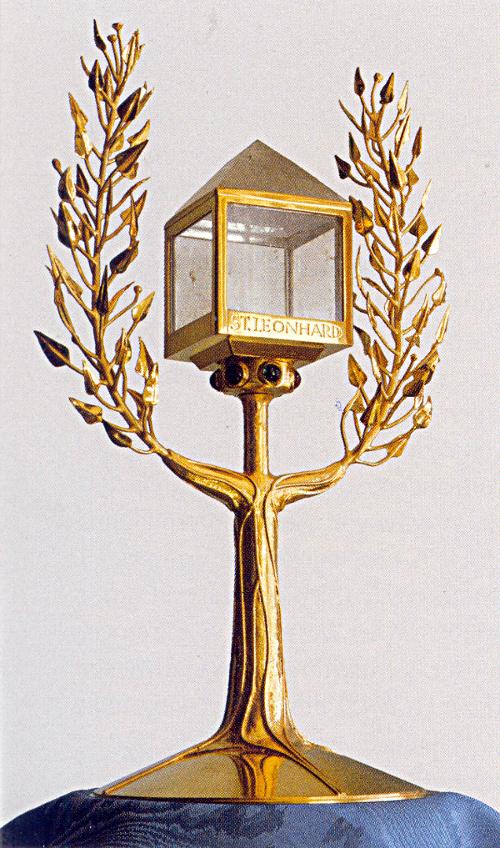 The reliquary casket (reliquiar)