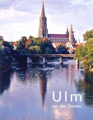 La cathédrale vue du Danube (Ulm an der Donau )
