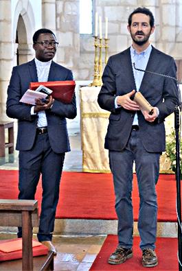Le curé d'Atouguia et Ademar