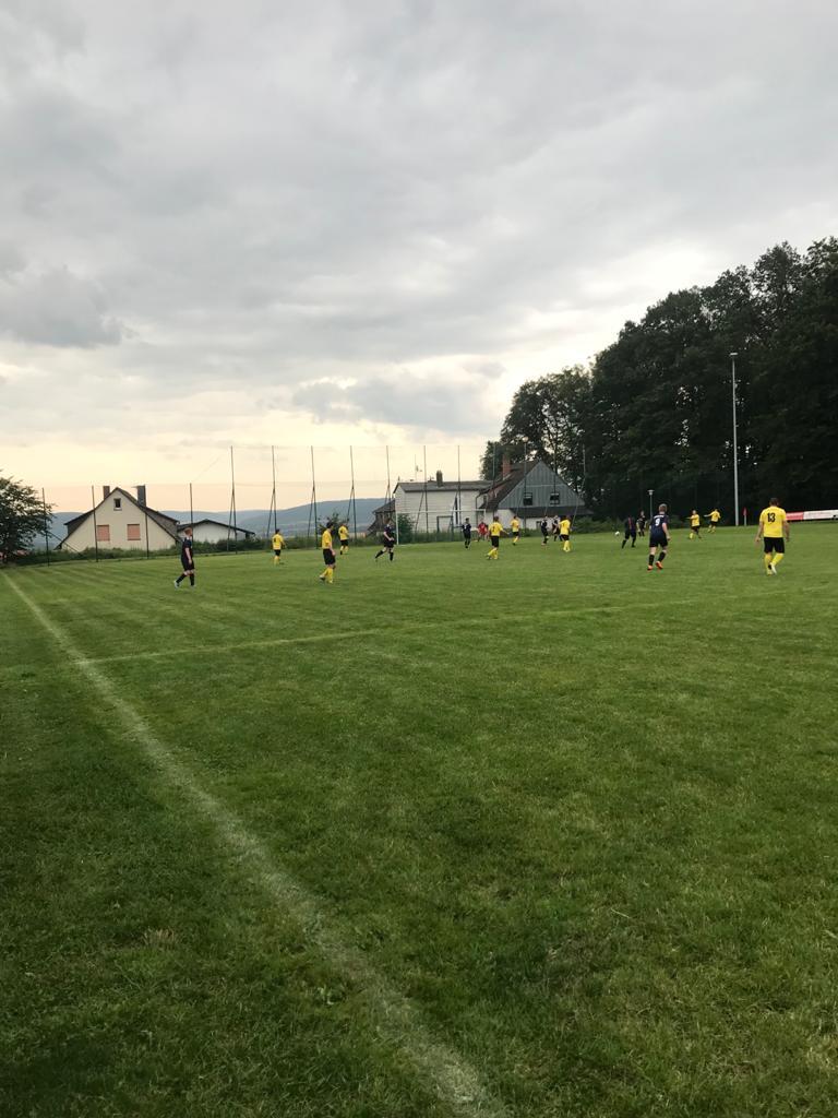 Testspiel gegen die SG Ohetal/Frielendorf II