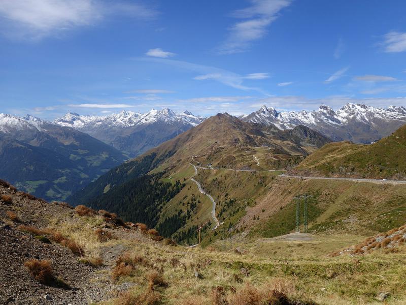 Südtirol Bergcup Rennrad Jaufenpass