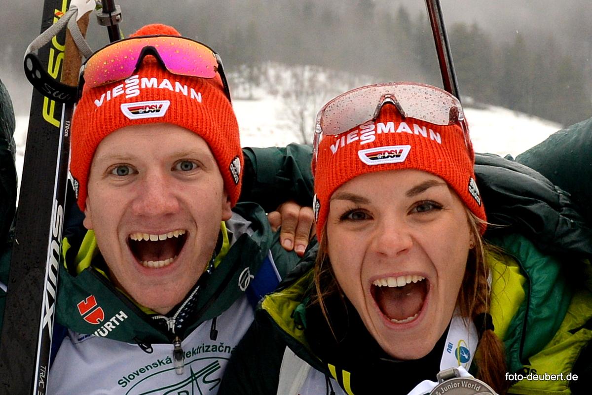 Tim Grotian und Hanna Kebinger - Foto © Harald Deubert