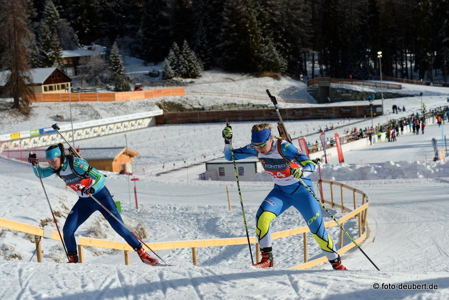 IBU Junior Cup/Alpencup Lenzerheide