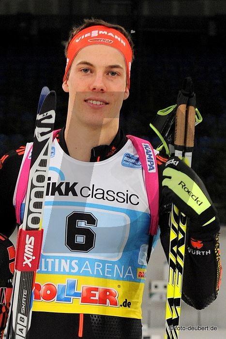 Ersatz - Florian Hollandt (TSV) - Foto © Harald Deubert ( foto-deubert.de )