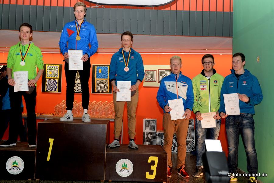 Sprint - Jugend II männlich – AK 18/19