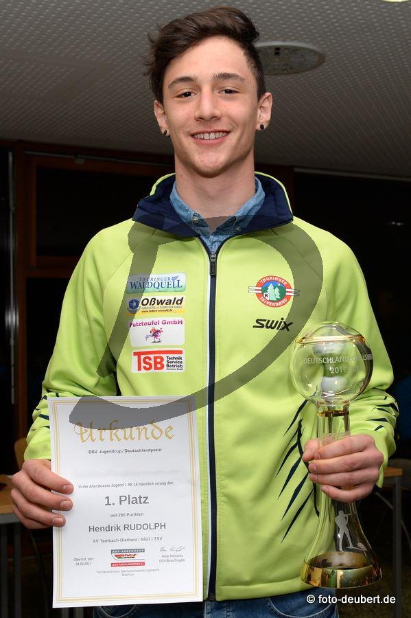 Hendrik Rudolph (SV Tambach-Dietharz, TSV)