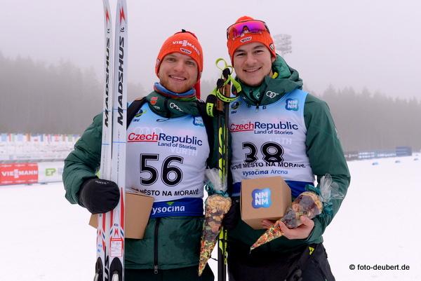 Marinus Veit und Danilo Riethmüller