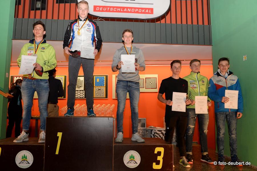 Sprint - Jugend I – AK 16 männlich
