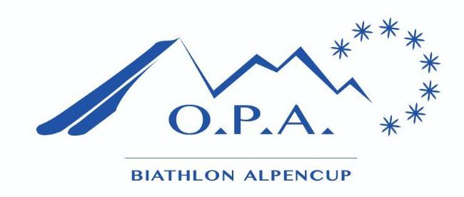 Quelle Logo: O.P.A. Biathlon Alpencup
