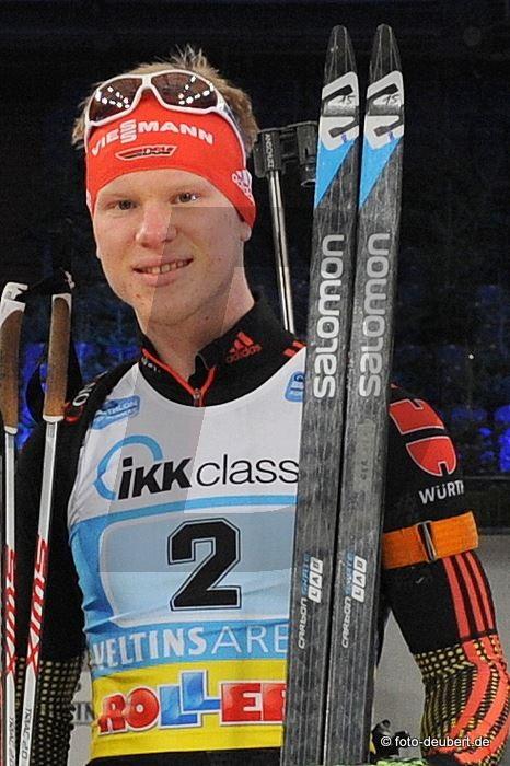Erik Weick (TSV) - Foto © Harald Deubert ( foto-deubert.de )