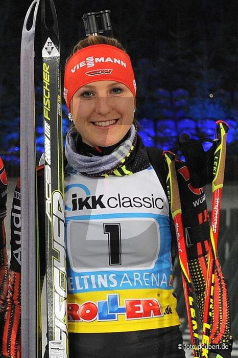 Theresa Straßberger (TSV) - Foto © Harald Deubert ( foto-deubert.de )