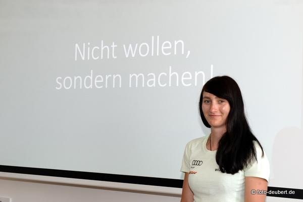 Juliane Frühwirt - SANALIFE - Foto: © Harald Deubert