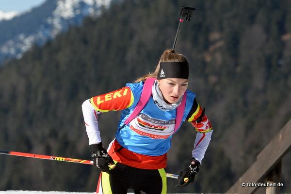 Lena Hanses (DAV Ulm)