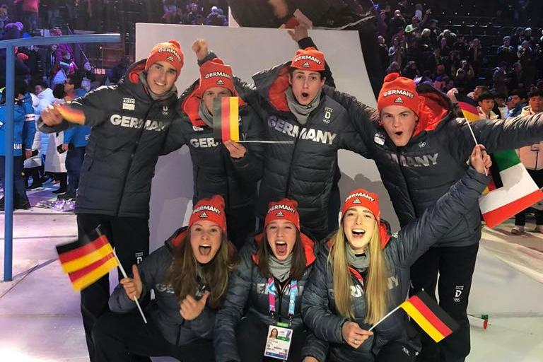 Team Germany - Lausanne 2020 Youth Olympic Games