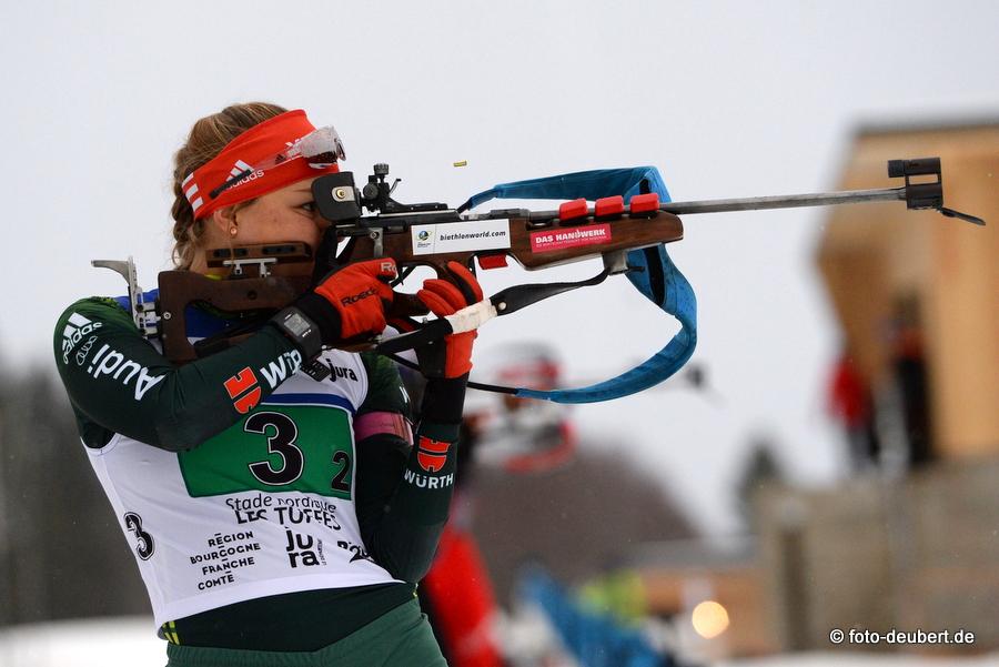 Hanna Kebinger - foto: © harald deubert
