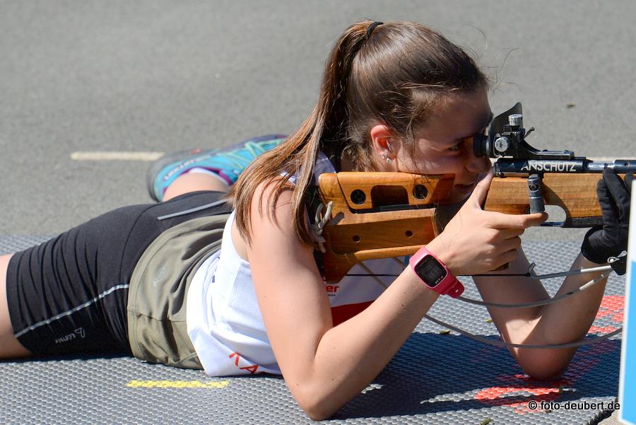 Shootout – Wer wird bester Schütze des Tages?