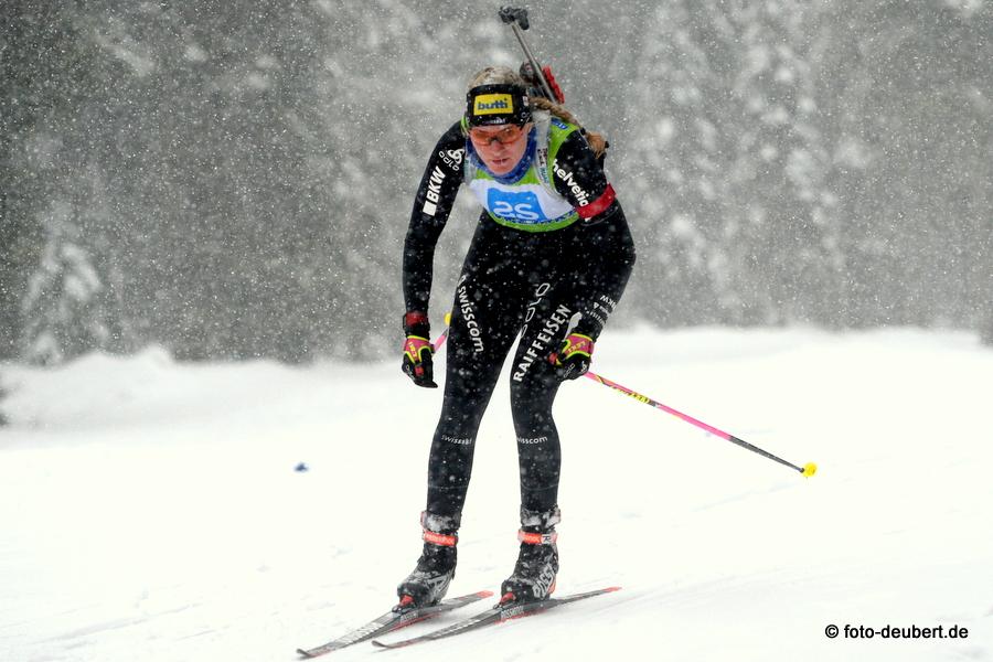 Amy Baserga SUI