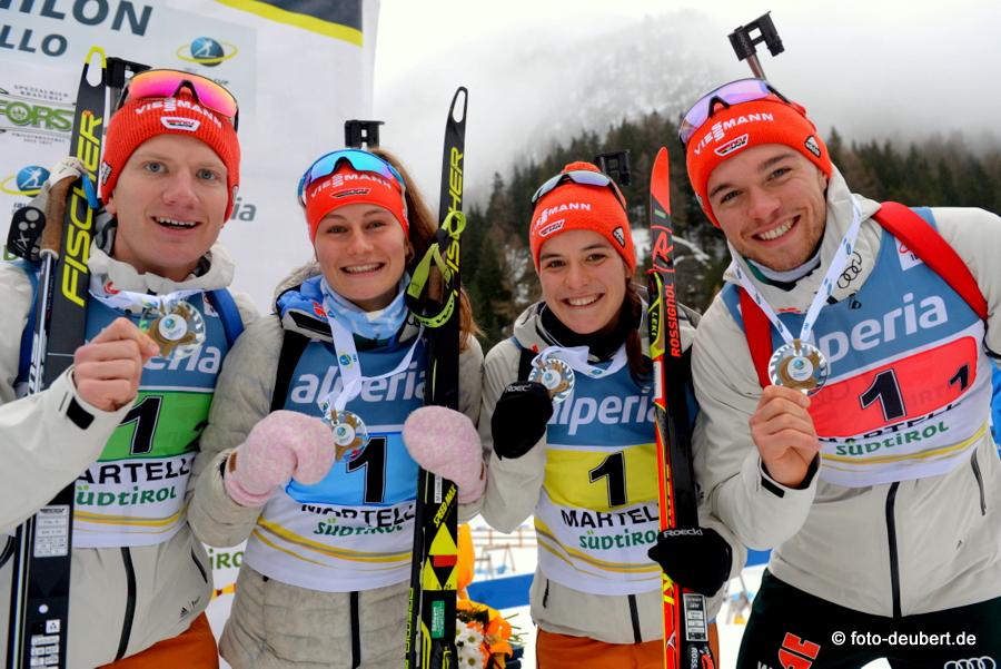 Mannschaft GER - Foto: © Harald Deubert
