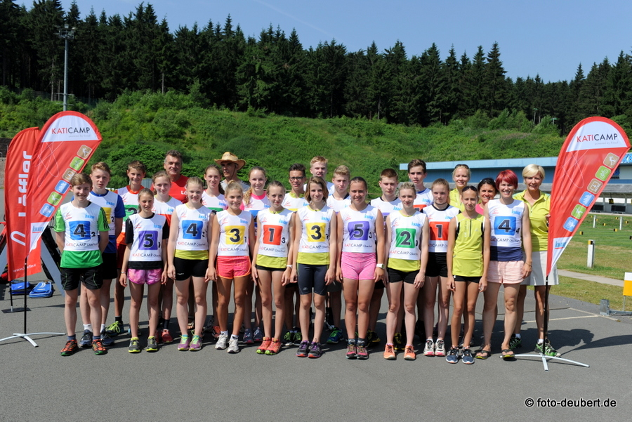 Rückblick KatiCamp 2015 - Oberhof