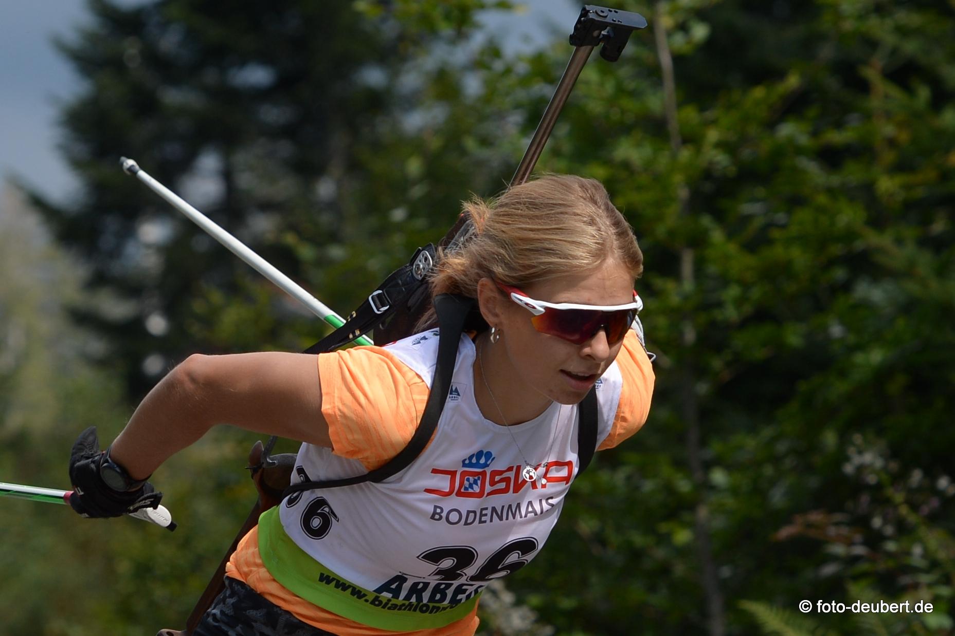 Johanna Puff SC Bayerischzell