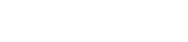 MusicManiac Top 10 - Die besten Alben 2015
