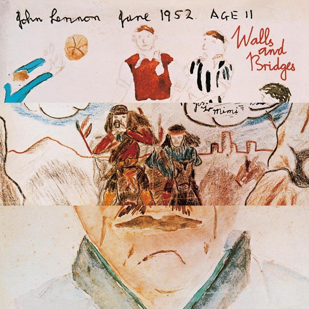 John Lennon - Walls And Bridges