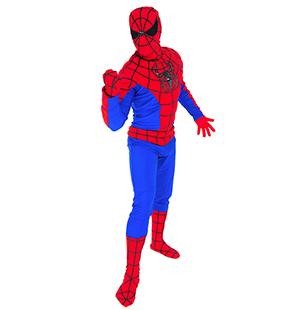 аниматор человек паук на детский праздник день рождения ребенка москва на дом детский сад школу