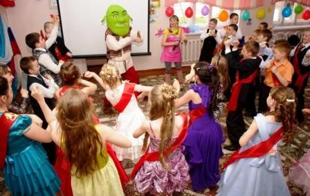 Организация и проведение выпускного в детском саду в Москве
