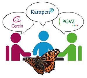 Samenwerking Cerein, gemeente Kampen en PGVZ
