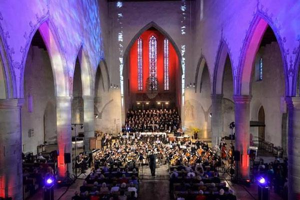 Konzert in der Evangelischen Stadtkirche