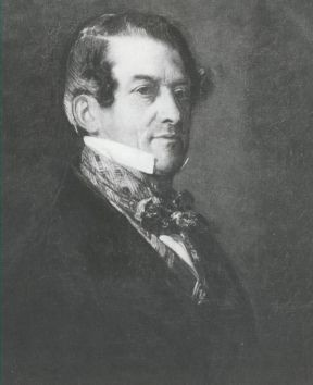 Christian Friedrich v. Stockmar (1787 - 1863)