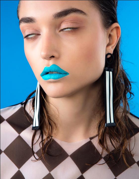 """sommerlaune"" - photographer: patricia weisskirchner - styling: mirza sprecakovic - makeup: anie lamm-siu - model: sophie stejskal"