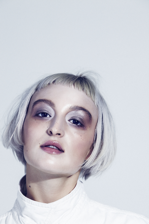 """zoe"" - elements magazine - photographer: anna ritsch - makeup & hair: anie lamm-siu - model: zoe"