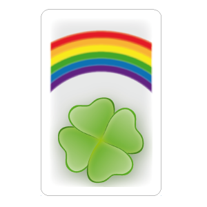 Picture 5: Lucky clover