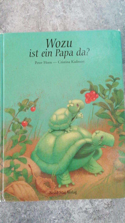 """Home-Kita: Vorlesen für alle """"Wozu ist ein Papa da?"""""""