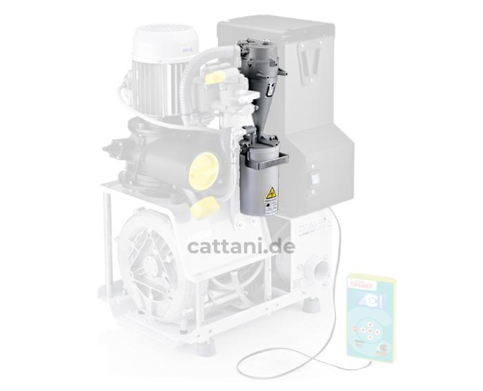 Cattani - Amalgamabscheider Hydrozyklon Iso 18 im Turbo Smart
