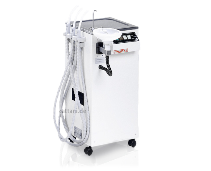 Cattani - Dental-Absauganlagen - Aspi-Jet 9