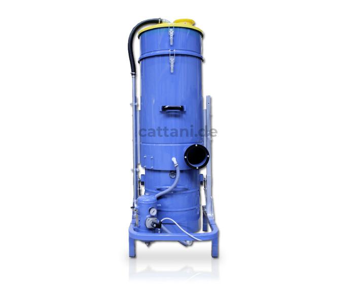 Cattani - Komplettanlagen - Staubauffangbehälter